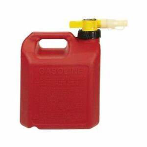 No Spill 1405 Gas Can 2 5 Gallon