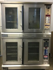 Lang Ecco lmdr Electric Full Size Oven
