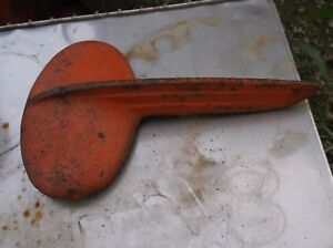 Vintage Case Tractor Winged Radiator Cap 5365a Cast Iron Eagle