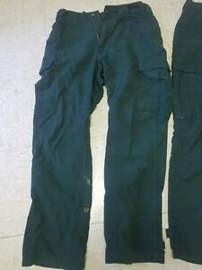 True North Nomex Wildland Firefighter Brush Pants Green Ppe Large 30