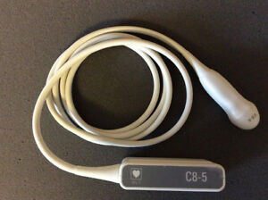 Philips C8 5 Curved Array Transducer Pn 4535614112