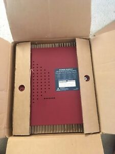Honeywell Fire Lite Fire Alarm Panel Power Supply Fcps 24fs6