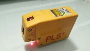 Pacific Laser Systems Pls3 Red Plumb level Point Alignment Made In Usa Working