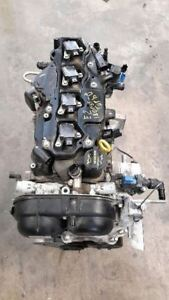 2013 2014 Ford Fusion 1 6l Turbo 4 cylinder Engine Block 10172