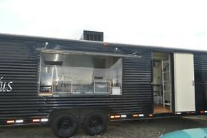 Concession catering Food Trailer