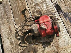 Farmall A B C Bn Tractor Orignl International Harvestor Magneto Ih External Coil