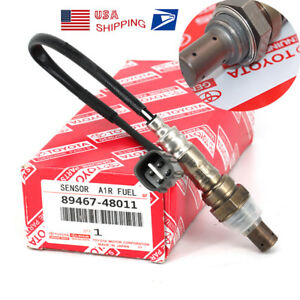 89467 48011 Air Fuel Ratio O2 Oxygen Sensor For Lexus Toyota 234 9009 Denso
