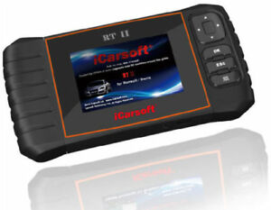 Icarsoft Rtii Rt2 Renault Dacia Professional Diagnostic Scan Reader Tool Obd2 Ii