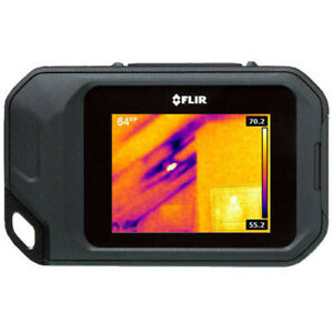 Flir C2 3 In Compact Thermal Imaging System Msx 160x120 Resolution