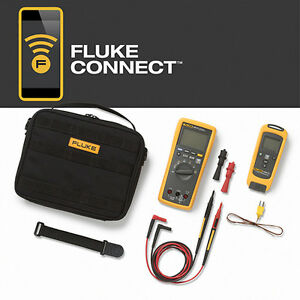 Fluke Flk t3000 Fc Kit Multimeter Temperature Module Accessory Kit