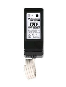 Square D Qo 22 5 Ka 2 pole Plug On Surgebreaker Surge Protective Device Led