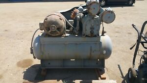 Ingersoll Rand Stationary T30 Air Compressor