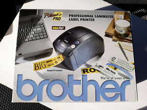 Brother P touch Pt 9200pc Electronic Professional Labeling System