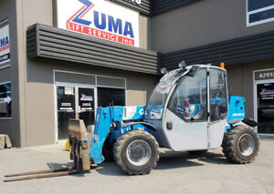2007 Genie Gth 5519 Telehandler Forklift For Sale Finance 890 Per Mo oac