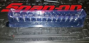 Snap On 12 Pc 3 8 Drive 6 Point Metric Shallow Socket Set 8mm 19mm