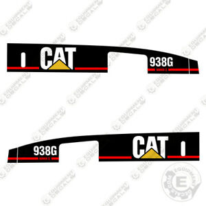 Caterpillar 938 G Series 2 Decal Kit Wheel Loader Equipment Decals