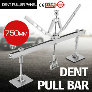 750mm Dent Pull Lever Bar Kit 6 Claw Hook Demount Spot Puller 6 Claw Hook