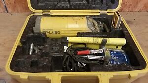 Topcon Tp l4bg Pipe Laser Green Beam For Surveying And Construction