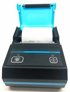 Milestone 2 Android Ios Portable Thermal Receipt Printer Mht P5801