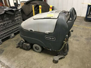 26 Advance Sc750st 28c Industrial Floor Scrubber Electric W Charger
