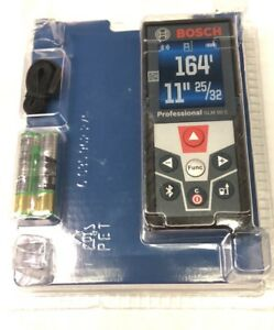 Bosch Glm50 C Bluetooth Enabled Laser Distance Measurer New