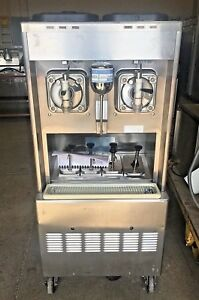 Taylor Model 342d 27 Two Head Frozen Slushy Drink Machine Margarita Coolatta
