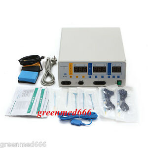 Ce Electrosurgical Unit Diathermy Machine Smooth Cut Electrotome Electrocautery