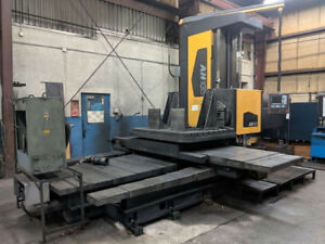 5 1 Smtcl Ah130 Cnc Horizontal Table Type Boring Mill 2012