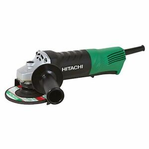 Hitachi metabo Hpt g12sq 4 1 2 Paddle Saw Angle Grinder