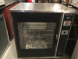 Henny Penny Scd 6 Heated Warmer On Casters
