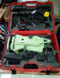Leica Total Station Tcr 802