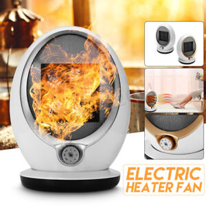 2000w Portable Electric Heater Fan Handy Air Warmer For Winter Home Office Us