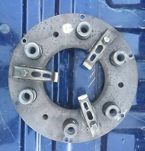 Allis Chalmers Ac Wd Wd45 Tractor Engine Clutch Pressure Plate Assembly