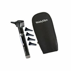 Welch Allyn Diagnostic Otoscope Set Pocketscope Junior With Handle And Soft
