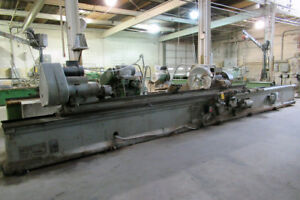 20 Swing X 120 Centers Norton Cylindrical Od Grinder