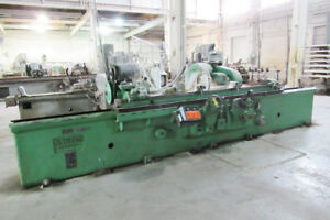 20 Swing X 96 Centers Norton Cylindrical Od Grinder