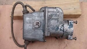 Fairbanks Morse Magneto Xve4c44 Original V4c 4 Cylinder Engine Vintage