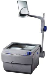 Apollo Overhead Projector Horizon 2 2000 Lumen Output 10 X 10 Open Head