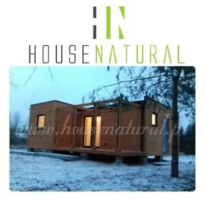 Prefab Modular Home Container Fully Furnished And Ready 370sqft 35m2