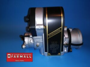 International E4a Magneto Ih Farmall 10 20 15 30 22 36 F12 F20 F30 Ihc Automatic