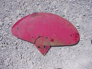 Farmall Ih Cub Lowboy Lb Tractor Left Fender Mount Bracket