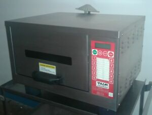 Vulcan Vfb12 Electric Commercial Flash Bake Oven 208 240 Volts 1 Phase