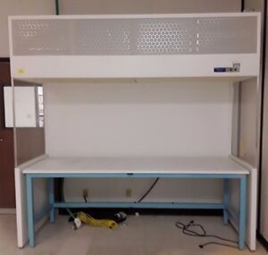 Pure Aire Lp396030_8 Laminar Flow Hood Clean Room Work Bench
