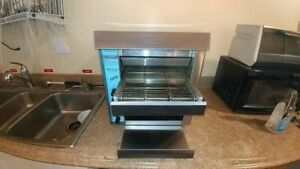 Holman Turbo Toaster Tt300h Commercial Conveyor Toaster Oven Workhorse