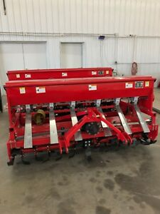 Heavy Duty 3 Point 7 Ft Rotary Tiller And Seeder Tractor Tiller