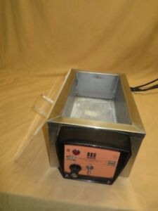 Lab line Instruments Heated Water Bath Lab Line 13000 With Lid Tested
