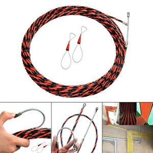 Electrician Wire Thread Device Binders Kit Cable Wiring Installation Aid Tools