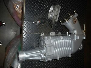 2003 2004 03 04 Cobra Mustang Supercharger Eaton M112 Ford Racing Blower