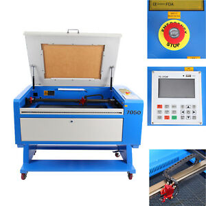 100w Co2 Laser Engraving Cutting Machine Engraver Cutter Water Pump 700x500mm
