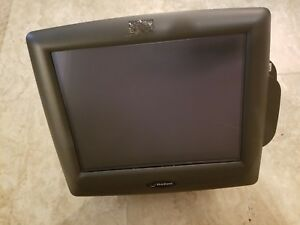 Radiant Systems P1510 Pos Terminal Computer Cc Slot Monitor Not Working No Drive